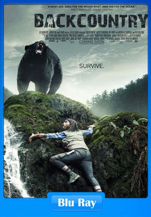 Backcountry 2014 720p BluRay x264 | 480p 300MB | 100MB HEVC