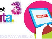 Voucher Three Data Lengkap Termurah