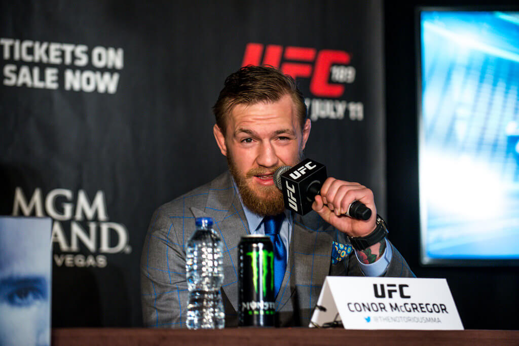 Ex-UFC Champion Conor McGregor Announces Retirement From Mixed Martial Arts For Second Time