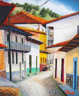 pueblos-fincas-pinturas-acuarela