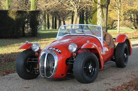 The Kougar Sports Jaguar