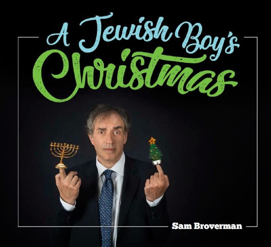 Republic of Jazz: Sam Broverman – A Jewish Boy\'s Christmas (November ...