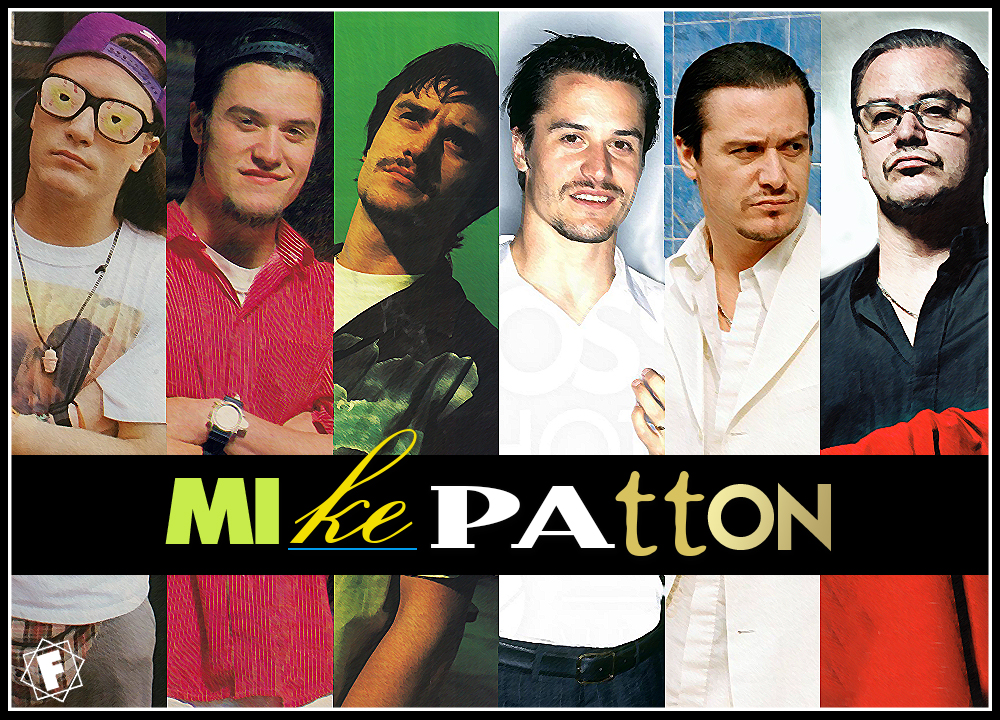 4598c21aec016 The fashion of MIKE PATTON in FAITH NO MORE