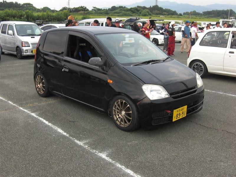Daihatsu Cuore, L251, VI, trzycylindrowy silnik