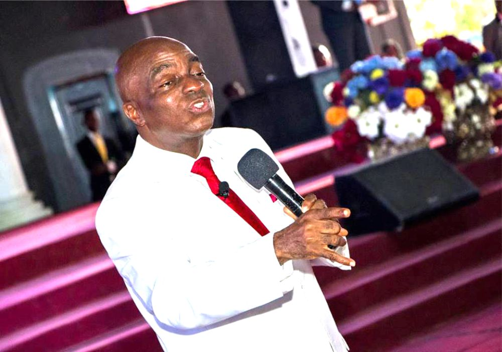 God's Generals - How Bishop David Oyedepo Met His Wife,Their Marriage Success & Life Story!