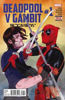 Deadpool vs. Gambit #1
