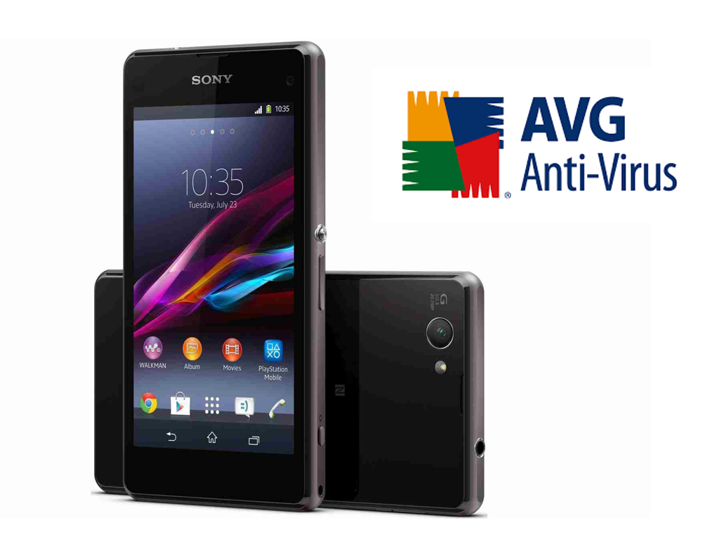 Sony Appointed AVG as its Exclusive Mobile Anti-Virus Provider