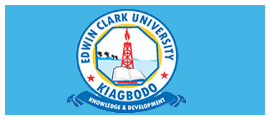 Edwin Clark University Post-UTME Admission Screening Form 2019/2020