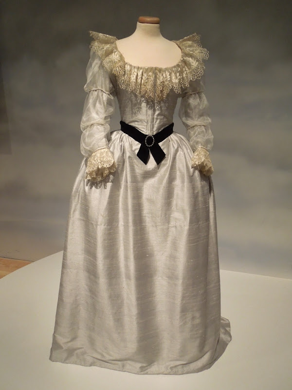 Reproduction Lady Lyndon movie dress Barry Lyndon