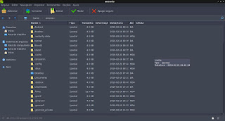 Compactando arquivos grandes através do Peazip