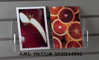 Giá Kệ mica cài (chèn) tấm gỗ slatwall AMD-VN.com
