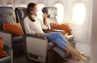 GOING ON ADVENTURES: First class for free? Here's how to get