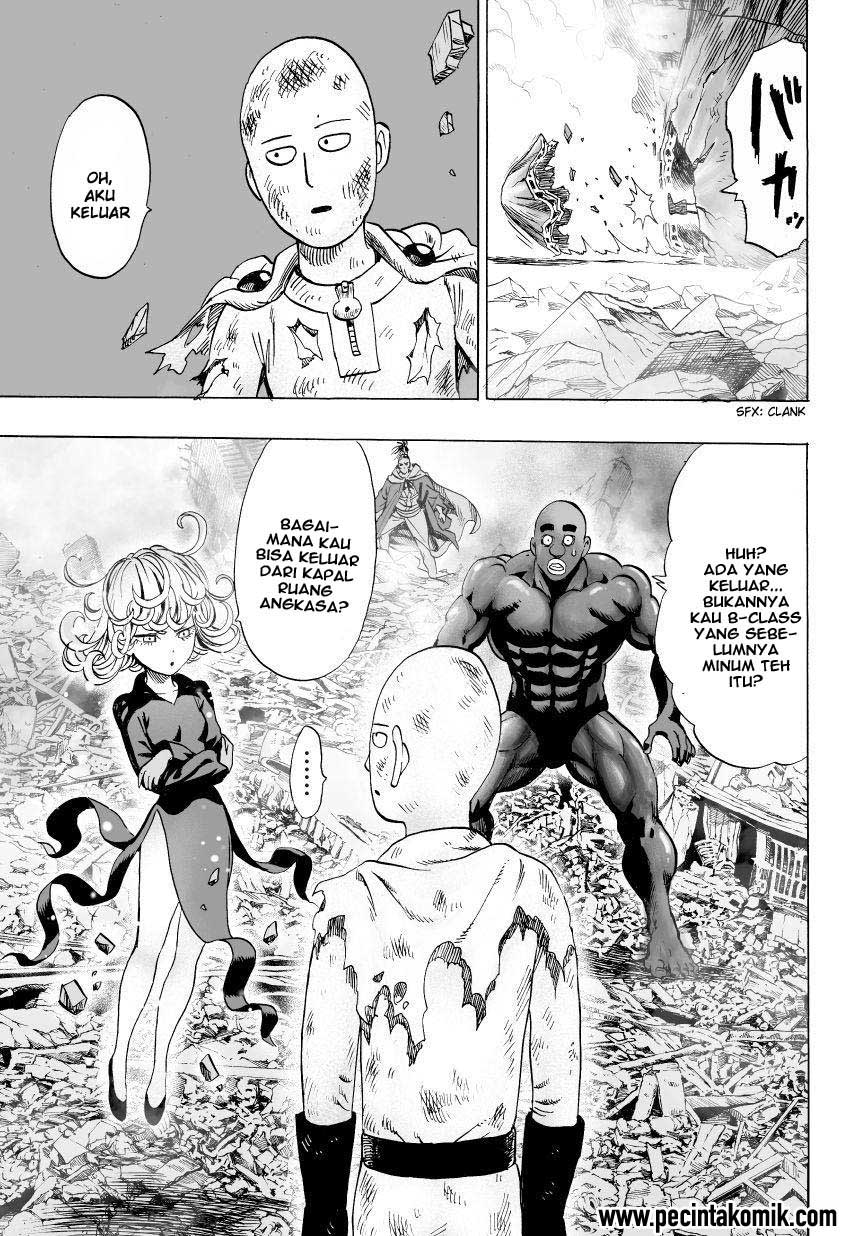 One Punch Man Chapter 49