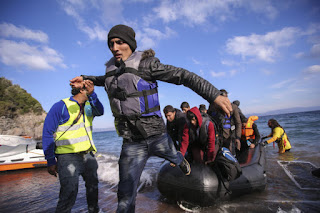 Новый маршрут беженцев в Европу