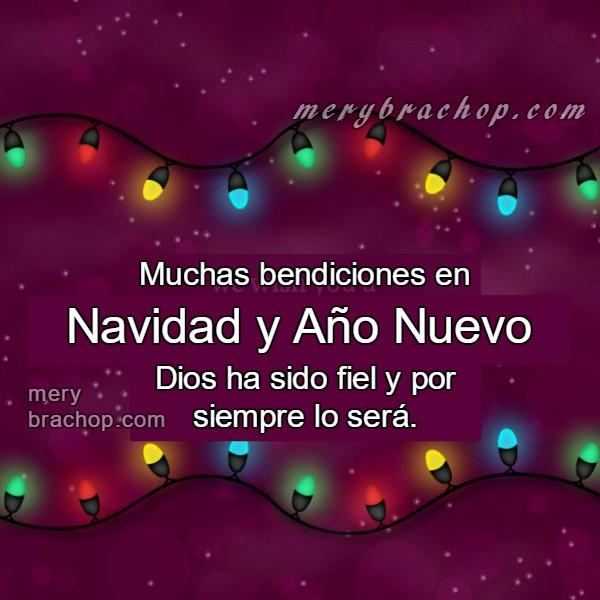 Navidad Frases Cristianas Para Felicitar Familia Y Amigos
