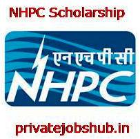 NHPC Scholarship