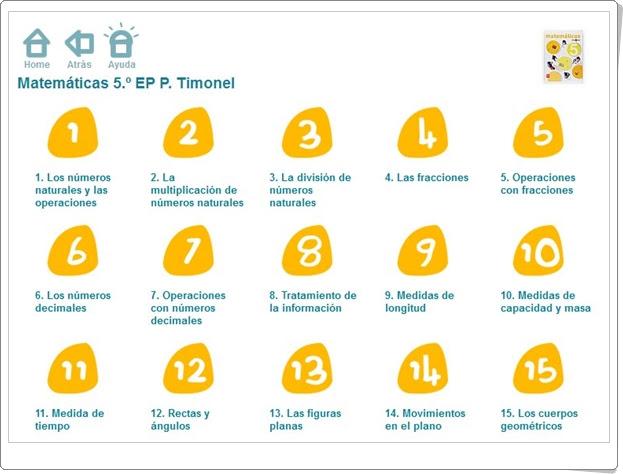 Librosvivos S.M. 5º de Primaria (Matemáticas)