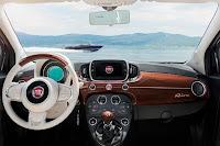 Fiat 500C Riva (2016) Dashboard