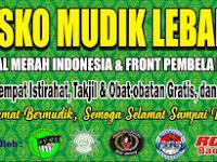 Download Spanduk Posko Lebaran.cdr
