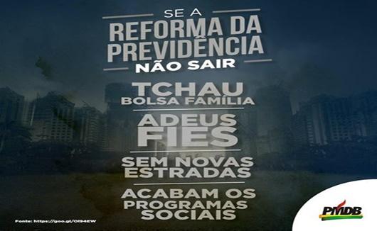 Blog Do Eduardo Rego Frase Da Semana Se A Reforma Da Previdência