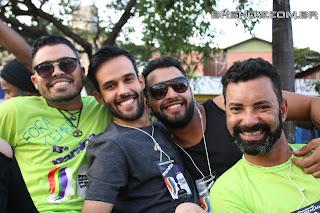 IMG 0050 - 13ª Parada do Orgulho LGBT Contagem reuniu milhares de pessoas