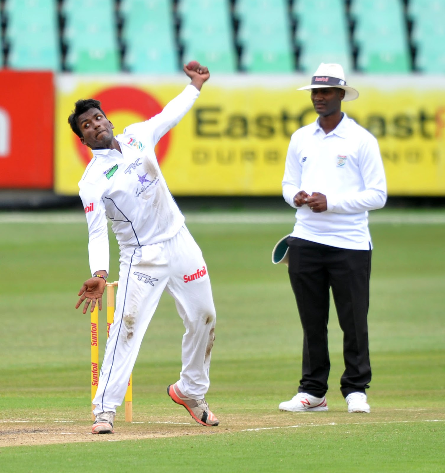 Having returned from India, Hollywoodbets Dolphins all-rounder Senuran Muthusamy will return to their squad for their CA 4-Day Domestic Series match with the Imperial Lions at Imperial Wanderers starting on Monday.