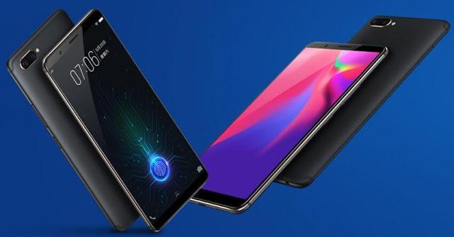 مواصفات وسعر Vivo X20 Plus UD القادم بالصور والفيديو