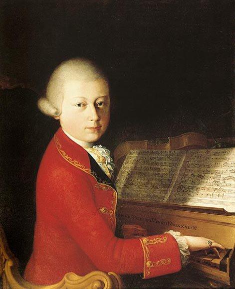 Mozart's Music: PicturesWolfgang Amadeus Mozart Music