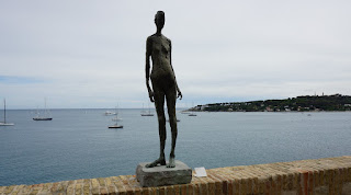 Sculpture of Germaine Richier at Musée Picasso Antibes