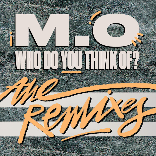MØ - Who Do You Think Of? (The Remixes) - EP Cover