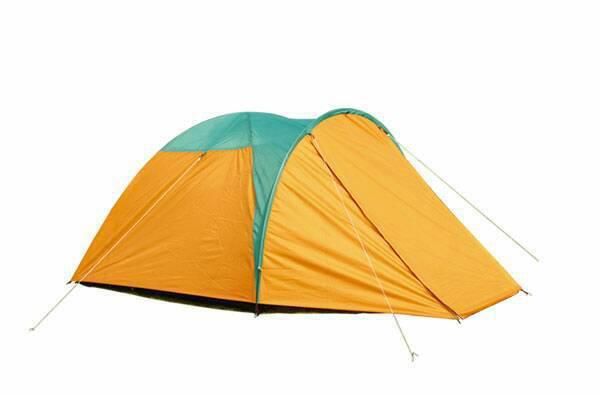 Gambar Tenda Yang Kami Sewakan Untuk Kapasitas 4 - 5 Orang