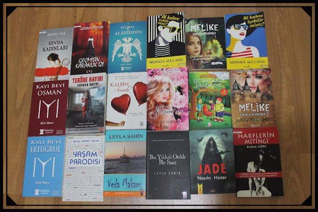 Kitap Blogu Okuyorum.org Hediye Kitaplar