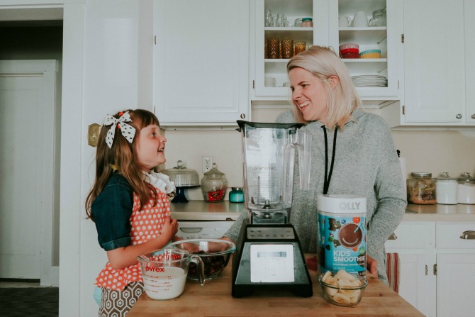 One of the Best Smoothies for Kids to Encourage Healthy Eating by Utah lifestyle blogger Michelle of Mumsy