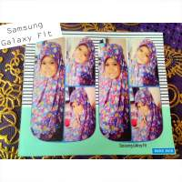 Contoh Skin Handphone  Samsung Galaxy Fit