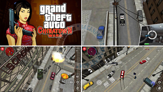 Game Grand Theft Auto GTA ChinaTown Apk Data For Android  | Baca Android | Bacandroids.net