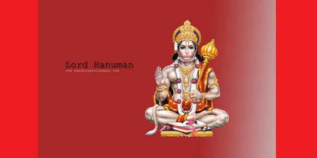 Hanuman Pancharatnam in Bengali and Sanskrit