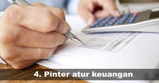 Pinter atur keuangan