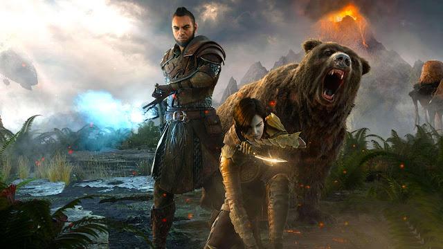 """""""The Elder Scrolls Online"""" Game hành động thế giới mở 2014"""