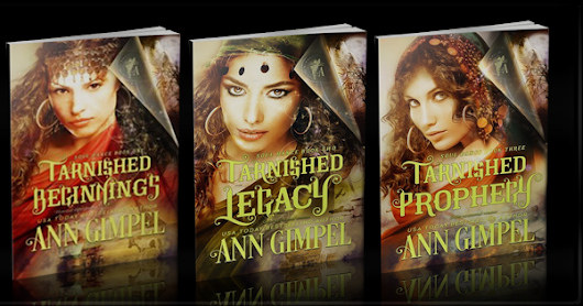 Tarnished Beginnings Book Tour