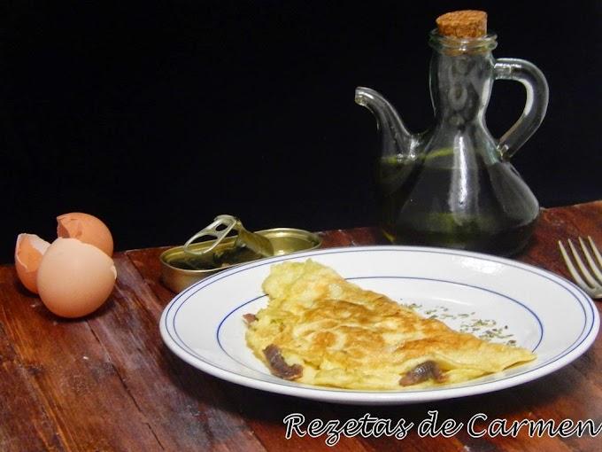 Omelette a la cantabra