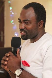 Pastor Daniel Oyanna
