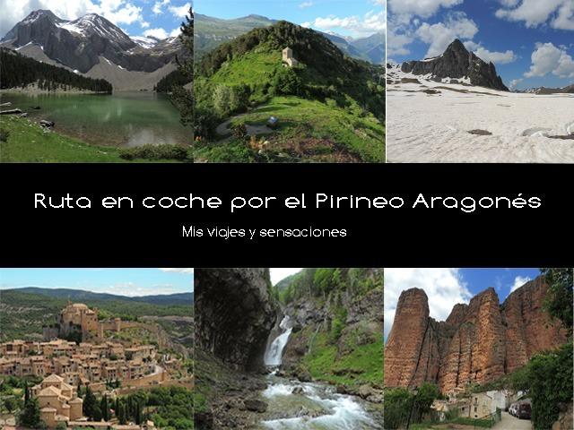 Ruta en coche por el Pirineo Aragonés