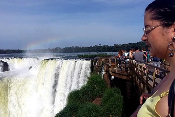 Cataratas del Iguazu - Garganta del Diablo