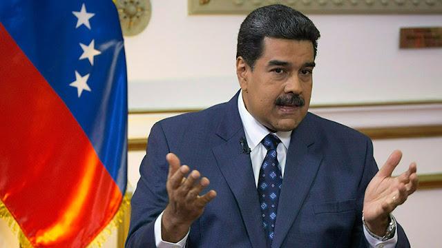 Maduro anuncia la ruptura total de relaciones diplomáticas con Colombia