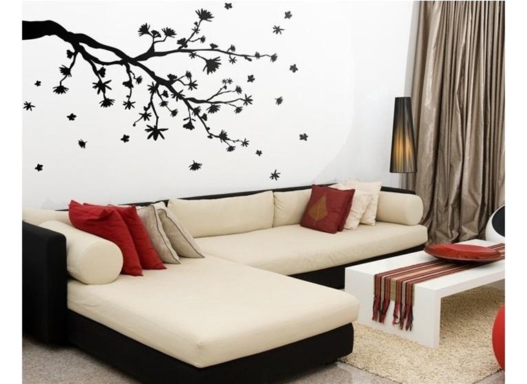 decorando casas Adesivos de parede para fácil idéias de design de interiores