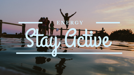 energy stay active mindfulness