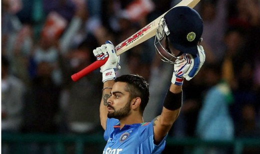 Virat-Kohli-First-Batsman-to-Score-500-runs-in-ODI-Series