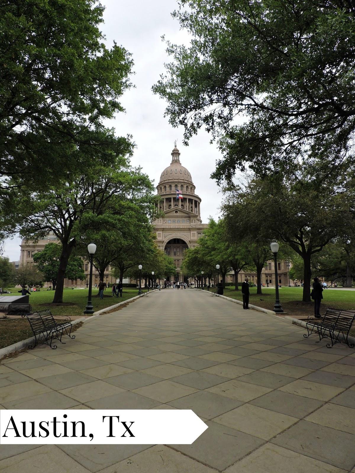 Anniversary Weekend Getaway | Austin