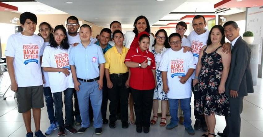 MINEDU: Ministra Flor Pablo llama a incluir a niños, jóvenes y adultos con habilidades especiales - www.minedu.gob.pe