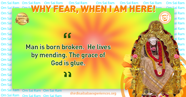 Baba Please Cure My Wife's Spondylosis And Body Swells - Anonymous Sai Devotee